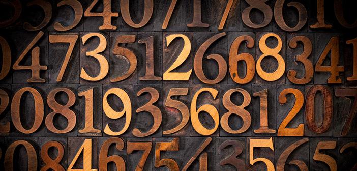 Zahlkarten im Lenormand