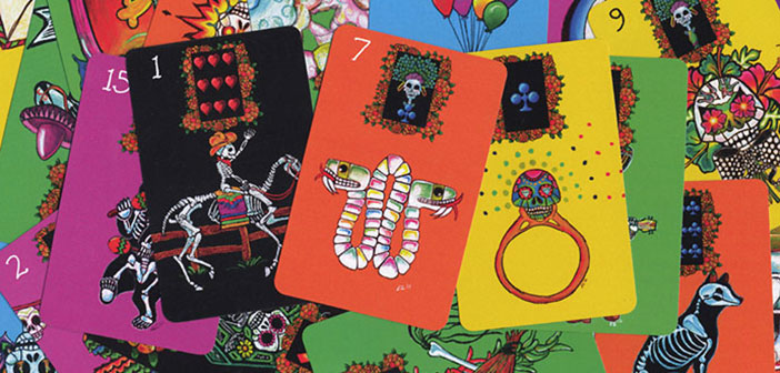 The Day of the Dead Lenormand