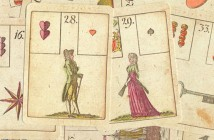 Ur-Lenormand Spiel der Hoffnung Kartendeck