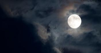 Kartenbedeutung der Lenormandkarte Mond