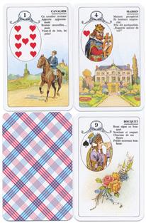 Carta Mundi Kartendeck