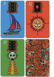 Day of the Dead Lenormand