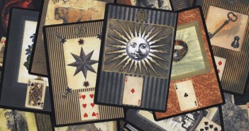 Kartendeck The Antiquarian Lenormand