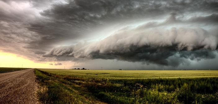 Lenormand Kombinationen mit der Karte Wolken