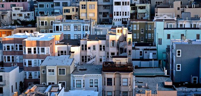 Häuser im Lenormand – die Deutung in der großen Tafel