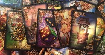 Gilded Reverie Lenormand Zusatzkarten