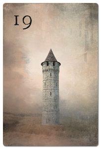 Mondnacht Lenormand Turm