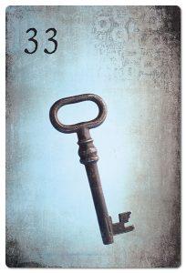 Mondnacht Lenormand Schlüssel