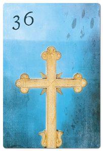 Mondnacht Lenormand Kreuz