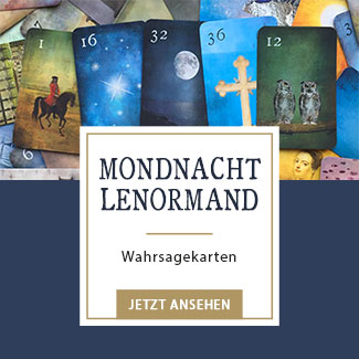 Mondnacht Lenormand Kartendeck