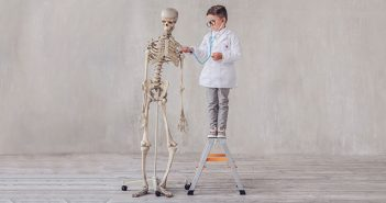 Kartenzuordnungen für den menschlichen Körper