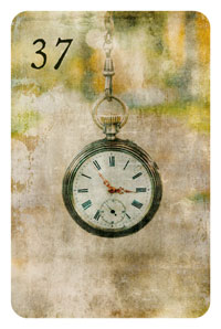 37 - die Uhr