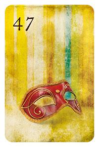 47 - die Maske