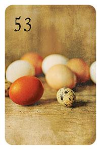 53 - das Ei