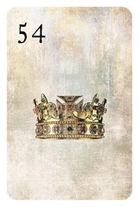 54 - die Krone