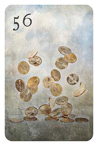 56 - die Geldmünzen