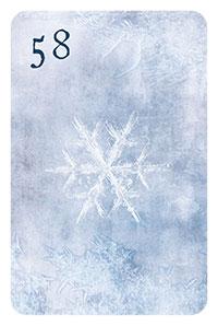 58 - der Eiskristall