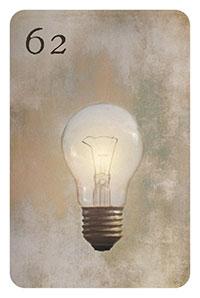 62 - die Glühbirne