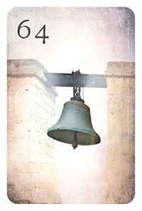 Karte 64 - die Glocke