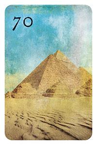 70 - die Pyramiden