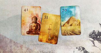 Buddha Trompete Pyramide